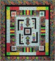 Spice in the Tropics Quilt Pattern BS2-260