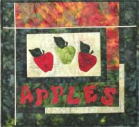 Batik Apples Pattern BS2-286