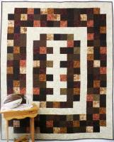 Football Flannel Quilt Pattern BS2-349