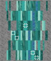 Shimmering Waterfalls Quilt Pattern BS2-361