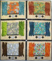 Zoo Windows Quilt Pattern BS2-362