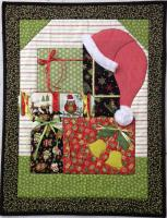 Santa Hat and Presents Quilt Pattern BS2-374