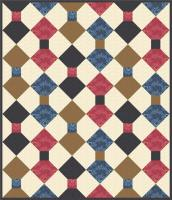 All Dressed Up Quilt Pattern BS2-377