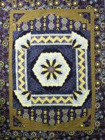 Persian Blue Quilt Pattern BS2-380