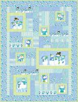 Snow Fun Quilt Pattern BS2-385