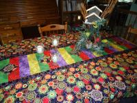 Expandable Table Cloth Pattern BS2-390