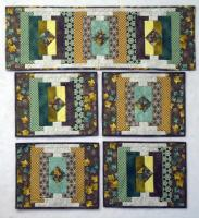 Autumn Table Runner and Matching Placemats Pattern BS2-392