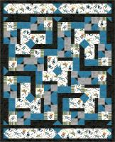 My Favorite Sports Quilt Pattern BS2-422