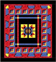 For My King Quilt Pattern BS2-424