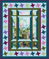 Modern Window 2 Quilt Pattern BS2-425