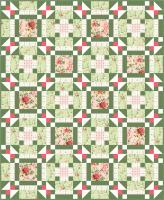 Gardens of Charlotte Quilt Pattern BS2-427