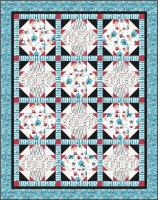 Painting in Paris Quilt Pattern BS2-455