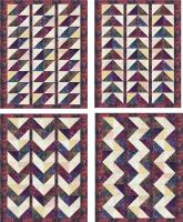 Batiks at their Best! Quilt Pattern BS2-464