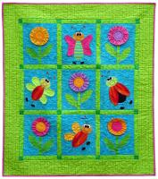 You're My Little Bugaboo Quilt Pattern CAM-508