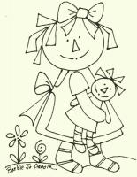May Annie Embroidery Pattern CAM-533