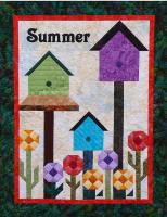 Summer is in the Air Quilt Pattern CC-521