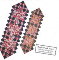 Floral Duo Tablerunner Pattern CCD-107