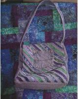 Recycled Denim Tote/Purse Pattern CCD-118