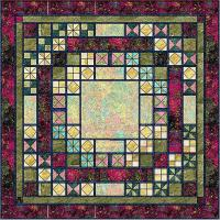 A Wreath For All Seasons Quilt Pattern CF-230