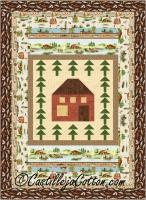 Moosehead Lodge Quilt Pattern CJC-24733