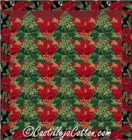 Christmas Forest Quilt Pattern CJC-35056