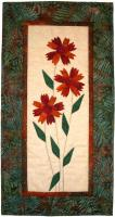 Blanket Flower Quilt Pattern CJC-3897