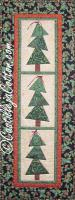 Tipsy Tree Table Runner Pattern CJC-3901