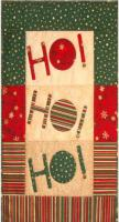 Ho! Ho! Ho! Panel Pattern CJC-4284