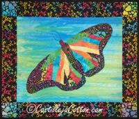 Rainbow Butterly Pattern CJC-4687