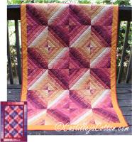 Shadow Play Quilt Pattern CJC-4743