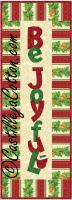 Be Joyful Quilt Pattern CJC-48023