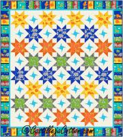 Star Bright Two Quilt Pattern CJC-49401