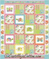 Bundle of Love Quilt Pattern CJC-49461