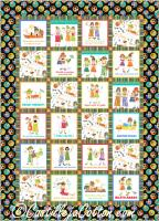 Girls Having Fun Quilt Pattern CJC-49571