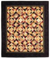 Ring Around the Square Quilt Pattern CMQ-131