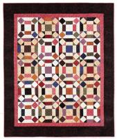 Broken Wheel Quilt Pattern CMQ-135