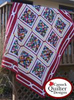 Quilter's Scrapbook Quilt Pattern CQD-1034e