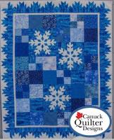 Hoarfrost Quilt Pattern CQD-1096e