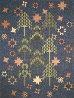 Night In The Forest Pattern CQD-2022