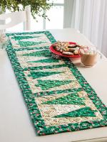 Yuletide Greens Table Runner & Placemat Pattern CTG-159