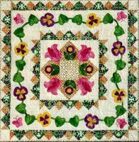 Spring Blossoms Quilt Pattern CTG-167