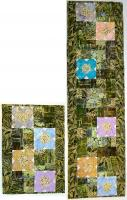 Scrappy Posie Patch Quilt Pattern CTG-178