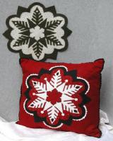 Snowflake Trees Quilt Pattern DBM-016