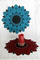 Mandala Dreams Table Topper Pattern DBM-1418