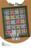 Spirit of the West - Classy Quilt Pattern DCM-018
