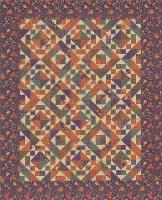 Scraps to You Quilt Pattern DCM-031