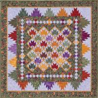 September Song Classy Quilt Pattern DCM-036