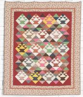 Vintage Baskets Quilt Pattern DCM-049