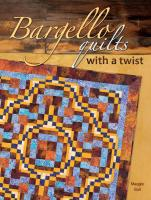 Bargello Quilts with a Twist Book DFQ-901