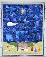 Silent Night Quilt Pattern FAF-102